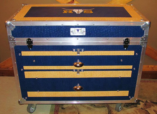 Keep Your Blankets Dry & Organize Your Gear With A Blanket Box Or A Double Drawer Utility Box