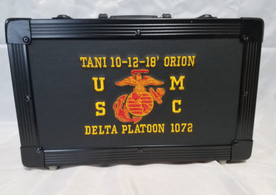 Embroidered Pistol Case